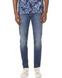 Club Monaco - Super Slim Cayman Jeans - Lyst