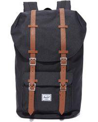 Herschel Supply Co. Classic Little America Backpack - Black