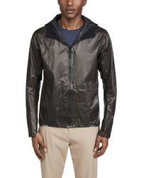 Arc'teryx Rhomb Hooded Jacket - Black