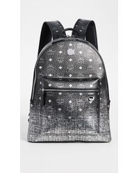 MCM Stark Gradation Backpack - Metallic