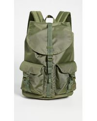 Herschel Supply Co. Dawson Light Backpack - Green