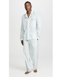 Sleepy Jones - Trees Lowell Pj Set - Lyst