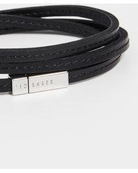 Ted Baker Crink Bracelet - Black