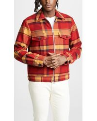 PS by Paul Smith - Work Jacket - Lyst