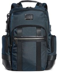 Tumi Alpha Bravo Nathan Backpack - Blue