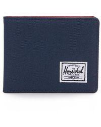 Herschel Supply Co. Roy Bifold Wallet - Blue