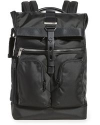 Tumi Alpha Bravo Lance Backpack - Black