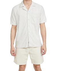 Faherty Brand The Cabana Shirt - White