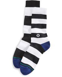 Stance Mariner St Socks - Black