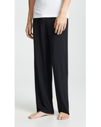 Calvin Klein - Body Modal Trousers - Lyst