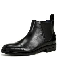 Cole Haan Wagner Chelsea Boots - Black