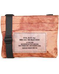 DIESEL Pakab Crossbody Bag - Multicolor