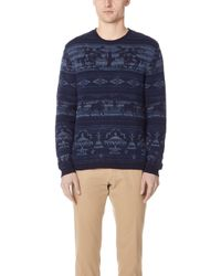 Polo Ralph Lauren - Serape Sweater - Lyst