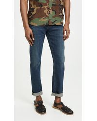 Citizens of Humanity Bowery Standard Slim Jeans - Blue