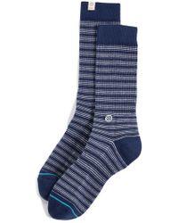 Stance - Wadsworth Socks - Lyst