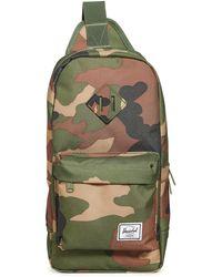 Herschel Supply Co. Heritage Shoulder Bag - Green