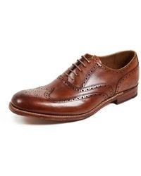 Grenson - Dylan Lace Up Shoes - Lyst