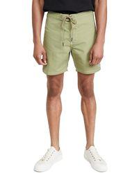 Deus Ex Machina Military Boardshorts - Green