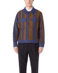 Tomorrowland Blouson Jacket - Blue
