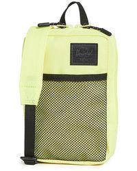 Herschel Supply Co. Sinclair Large Bag - Yellow
