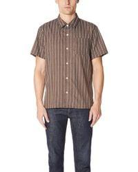 A.P.C. - Chemise Wonder Shirt - Lyst