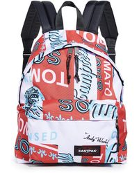 Eastpak X Andy Warhol Padded Pak'r Backpack - Multicolour
