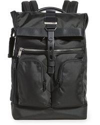 Tumi Alpha Bravo Lance Backpack - Black