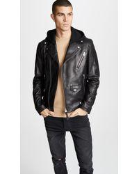 Mackage - Magnus Leather Jacket - Lyst