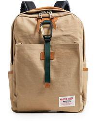 Master Piece Link Backpack - Natural