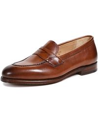 Grenson Lloyd Loafers - Brown
