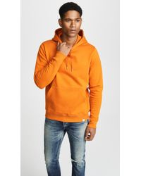 Norse Projects - Vagn Classic Hoodie - Lyst