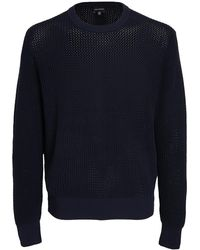 Club Monaco Sunset Crew Sweatshirt - Blue