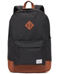 Herschel Supply Co. Heritage Classic Backpack - Black