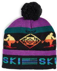Polo Ralph Lauren Beacon Skier Hat - Multicolour