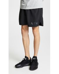 Halo - Nylon Shorts - Lyst