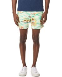 Polo Ralph Lauren - Prepster Hawaiian Shorts - Lyst