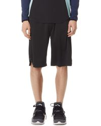 Dyne Carver Tech Shorts - Black