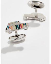 Paul Smith - Mini Car Enamel Cufflinks - Lyst