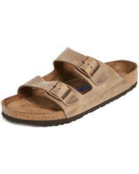 Birkenstock - Arizona Sfb Sandals - Lyst