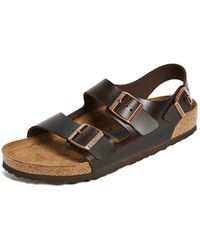 Birkenstock Milano Sfb Sandals - Brown