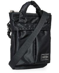 Porter Howl Helmet Mini Bag - Black