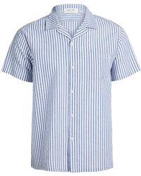 Alex Mill Camp Shirt - Blue