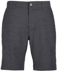 Faherty Belt Loops All Day Shorts - Grey