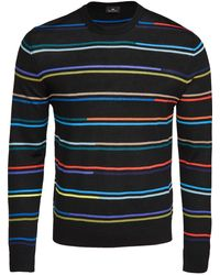 PS by Paul Smith Pullover Crew Neck - Black