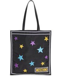 Moschino Star Bag - Black