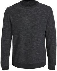 Rails Geoffrey Crew Neck Sweatshirt - Black