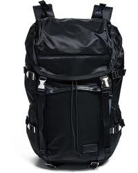 Master Piece Lightning Backpack - Black