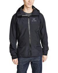 Arc'teryx Beta Sl Hybrid Jacket - Black