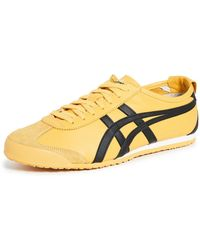 Onitsuka Tiger Mexico 66 Sneakers - Yellow