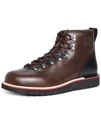 Cole Haan Zerogrand Explore Waterproof Hiker Boots - Brown